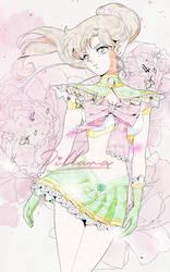 Makoto_FanArt_SailorMoon by Pillara