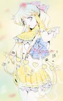 Minako_FanArt_SailorMoon by Pillara