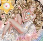 Beautiful Usagi by Pillara