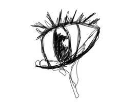 Tear of the eye