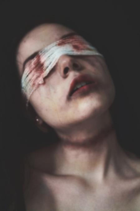 psychosis II by Cleusiaczek