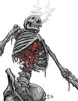 Boneman by quasilucid