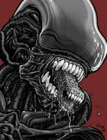 Alien by quasilucid