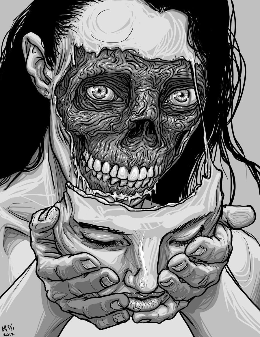 Mask Of Sanity By Quasilucid On DeviantArt
