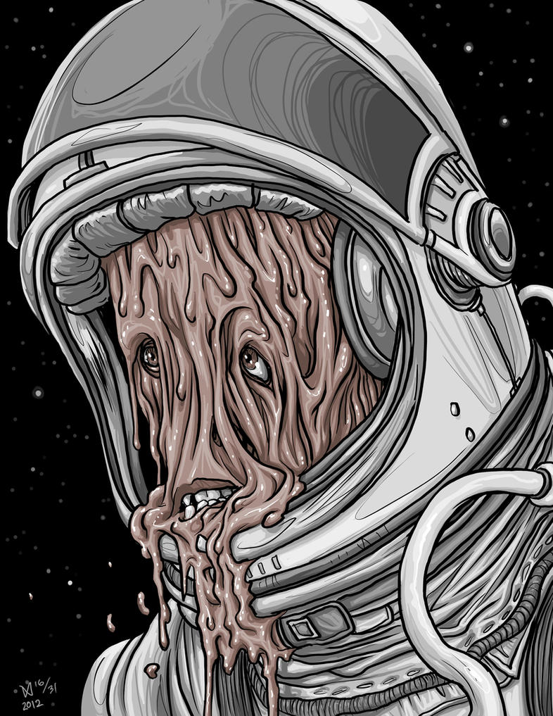 Space Oddity by quasilucid