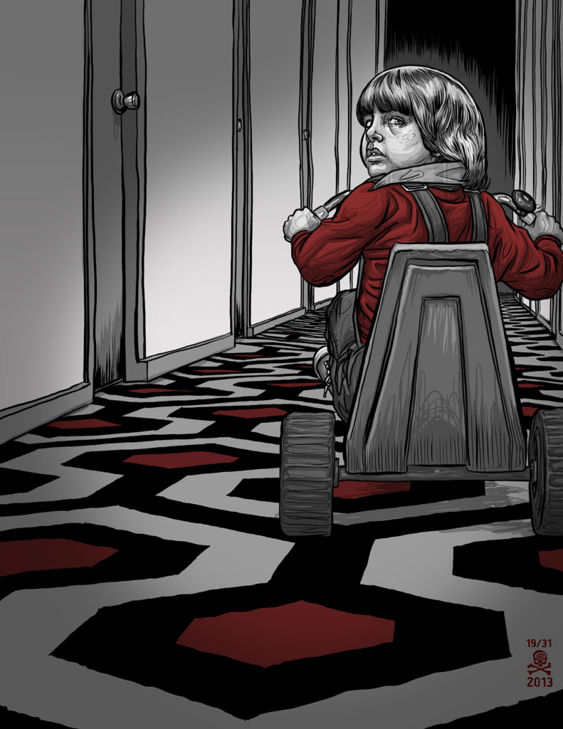 The Shining by quasilucid on deviantART