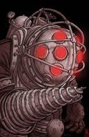 Big Daddy BioShock by quasilucid