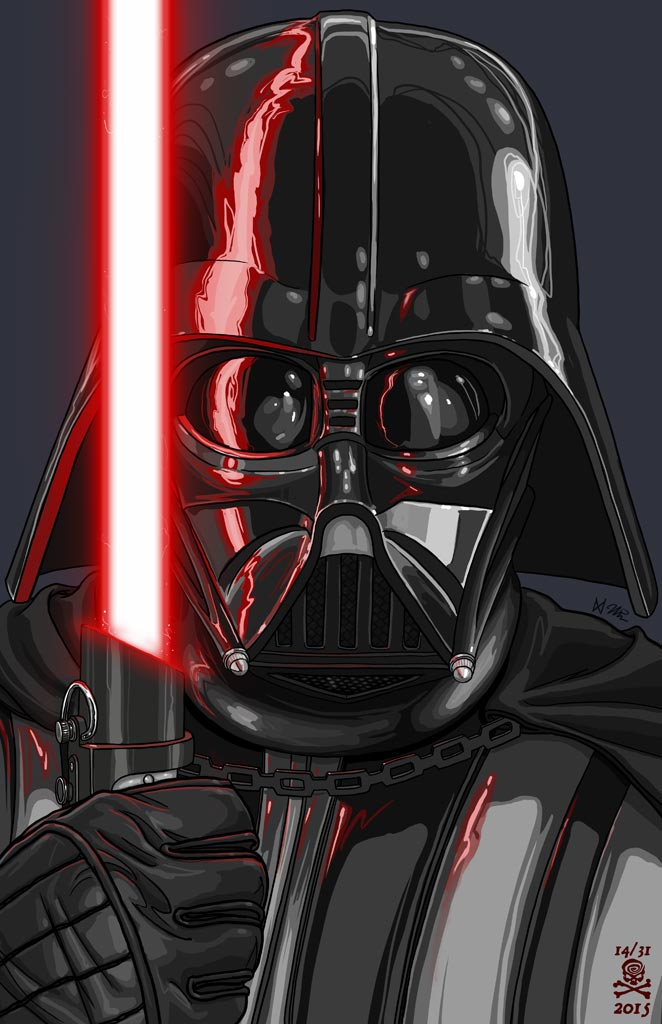 Darth Vader by quasilucid on DeviantArt