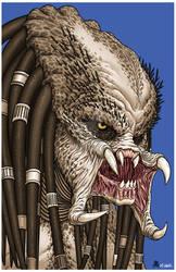Predator - movie art