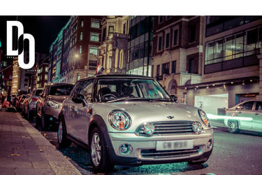 HDR MINI CAR by talentchild