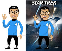 Spock:: Star Trek Character