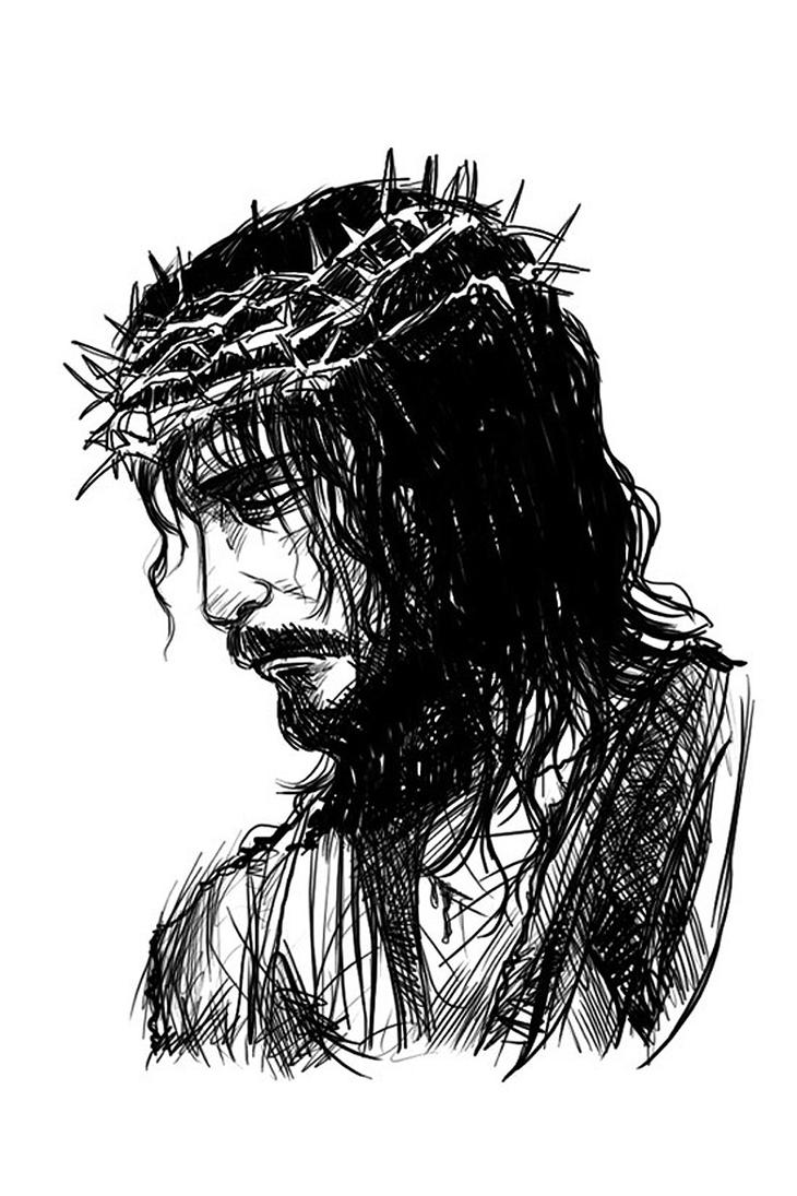 Passion Of Christ By Southercomfort On DeviantArt