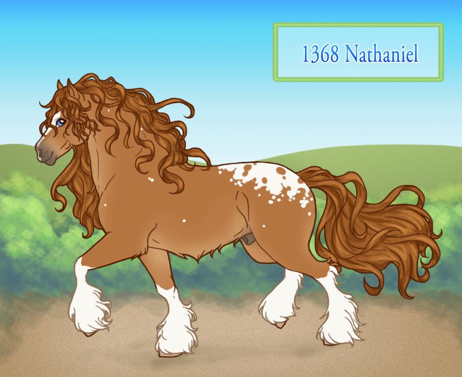 1368 Nathaniel by TheLastHuzzah