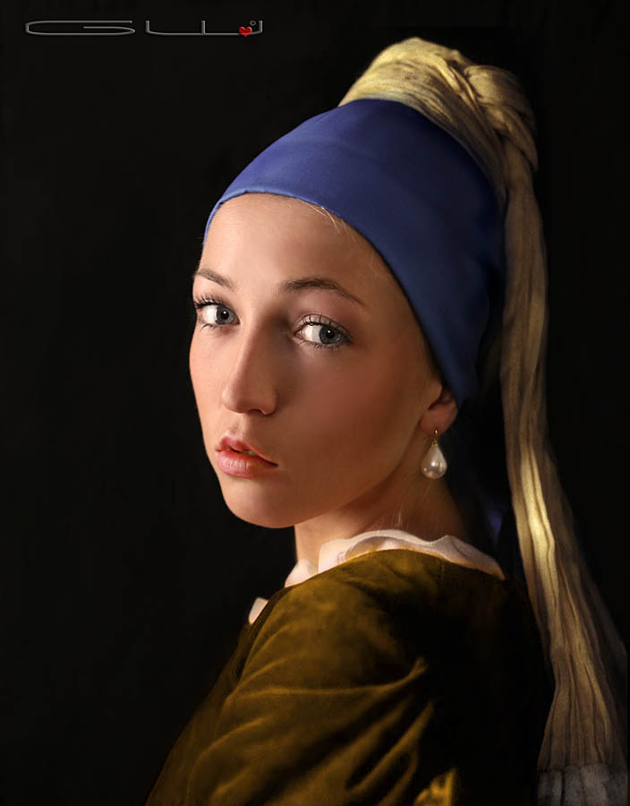 Vermeers Vision by GWBurns