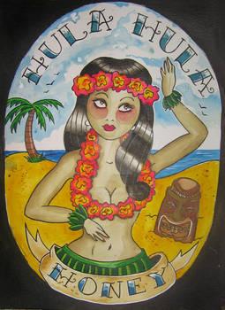 hula hula honey