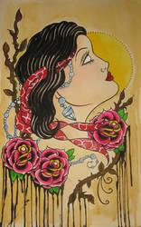 rosa by violet-grimm