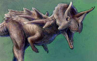 Ultimasaurus by sitar