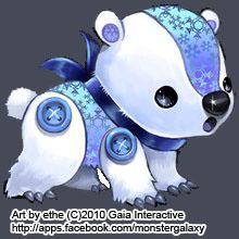 Coldbear by monstergalaxy