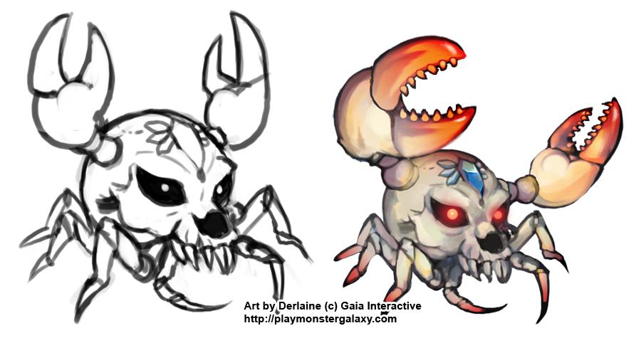 Crabone by monstergalaxy