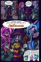 DK Halloween 2018 by neyola298