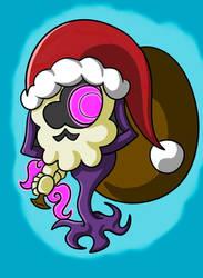 Christmas Chibi Grimm by neyola298