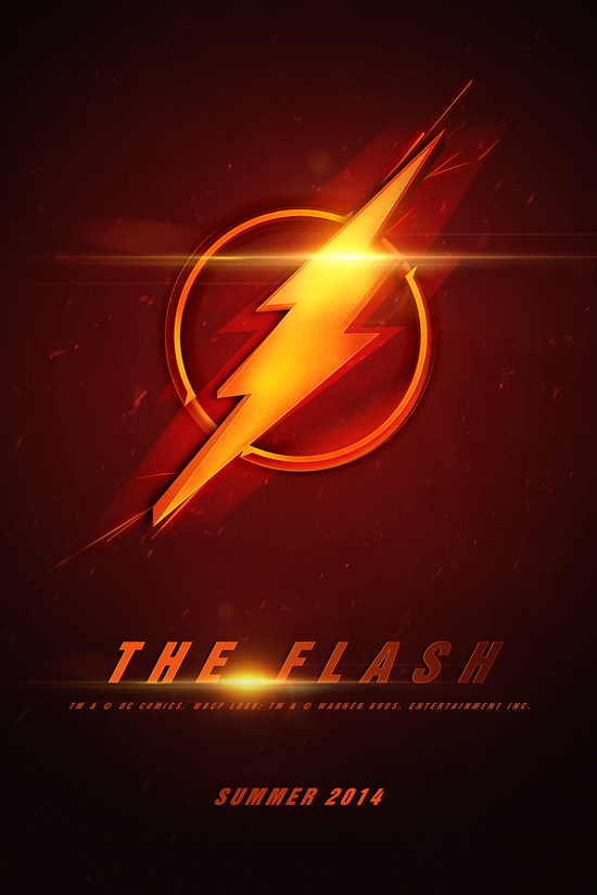 The Flash Teaser Poster by oroster