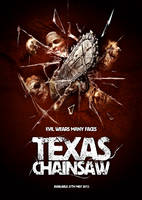 Texas Chainsaw Poster Contest by bpenaud