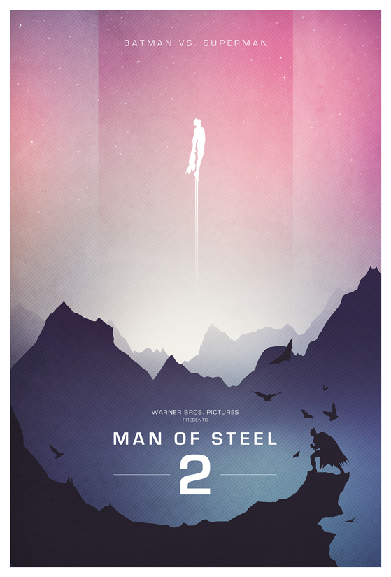 Man Of Steel 2 - Batman VS. Superman by oroster