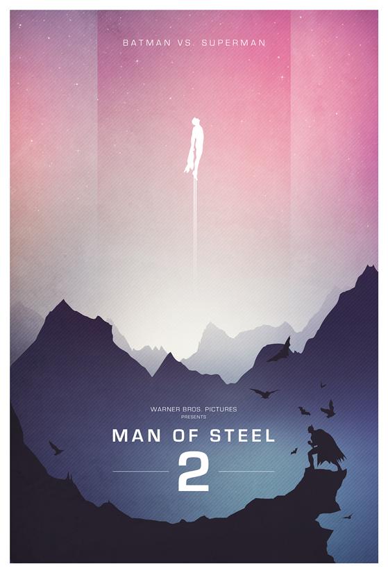 Man Of Steel 2 - Batman VS. Superman by oroster