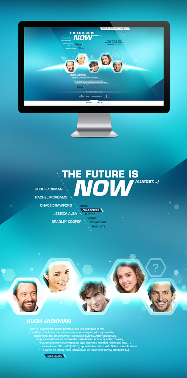 The Future Is Now by oroster
