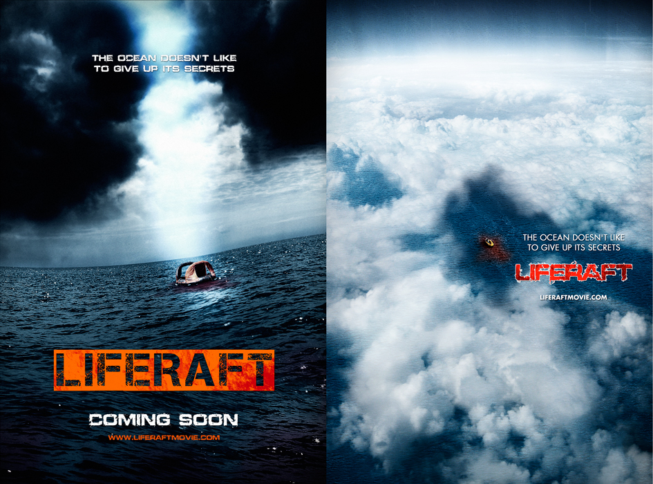 Liferaft Movie Poster by bpenaud