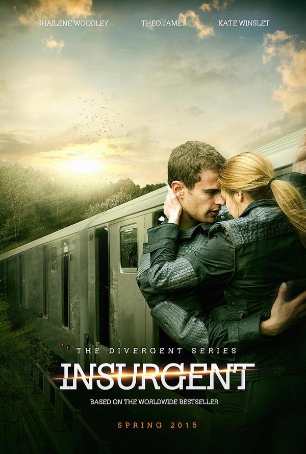 Insurgent Movie Poster By Bpenaud On Deviantart