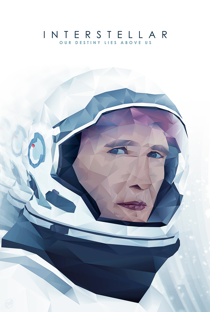 Interstellar Poster by oroster