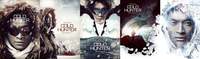 Cold Hunter Movie Posters