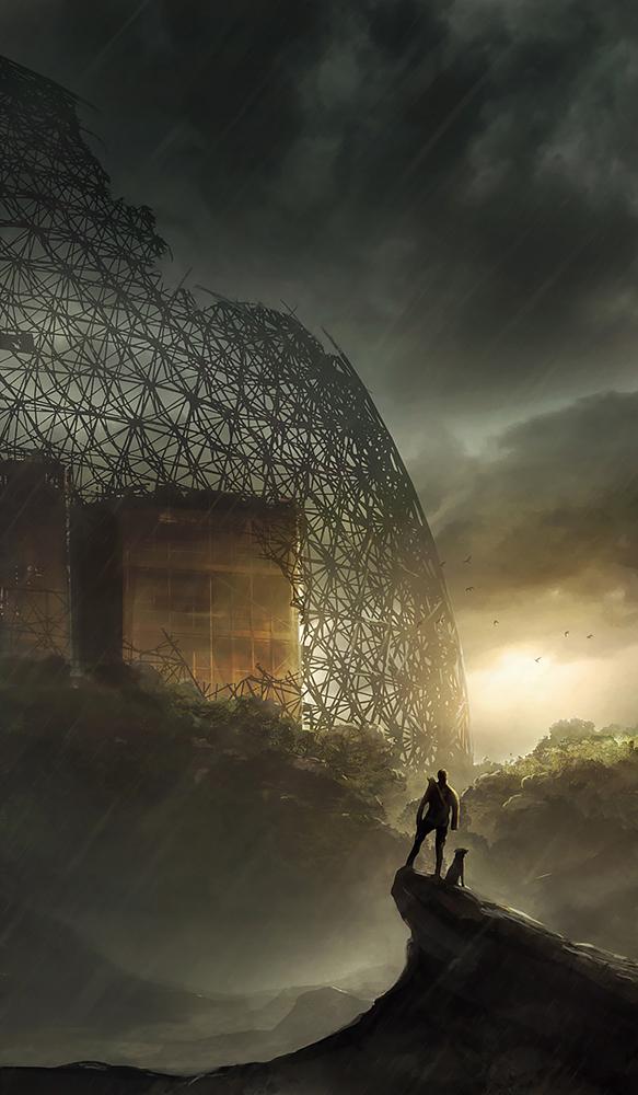 Montreal Biosphere 1 by bpenaud