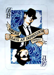 Blue Icons: Blues Brothers by thisbedistoosmall