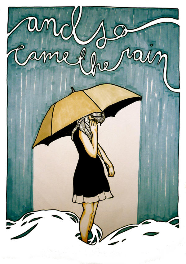 the rain by thisbedistoosmall