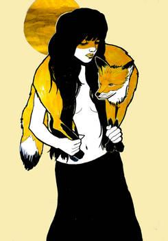 fox wrap