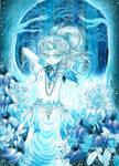 Blue Malevolence by BlueRoseArkelle