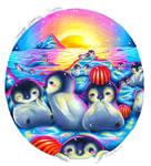Baby Penguin Paradise
