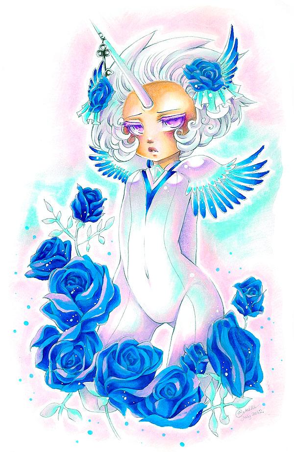 Inner Heart by BlueRoseArkelle