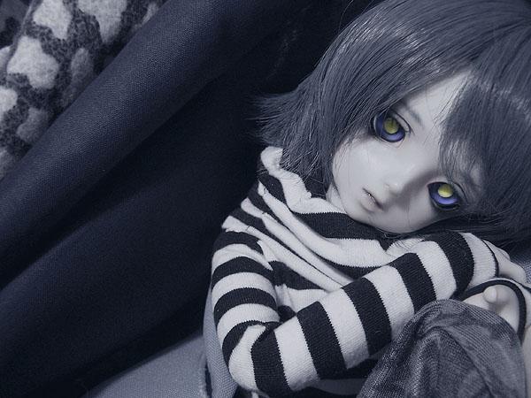 Blanket Thief by BlueRoseArkelle