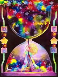 Drowning in Time by BlueRoseArkelle