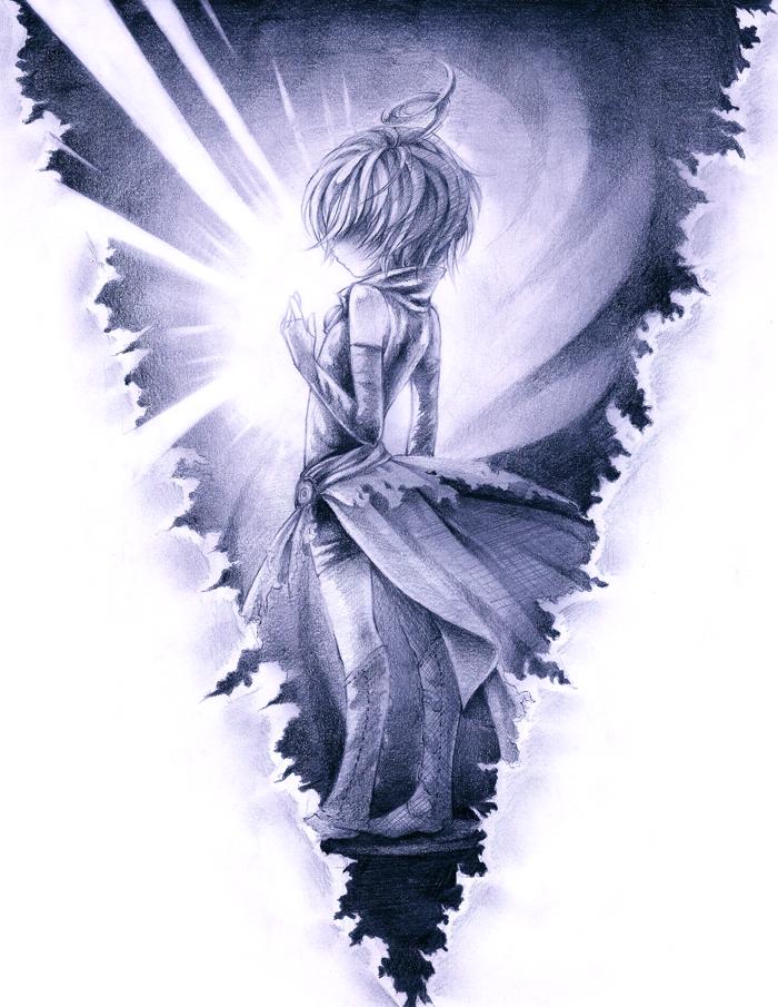 Star Light, Star Bright by BlueRoseArkelle