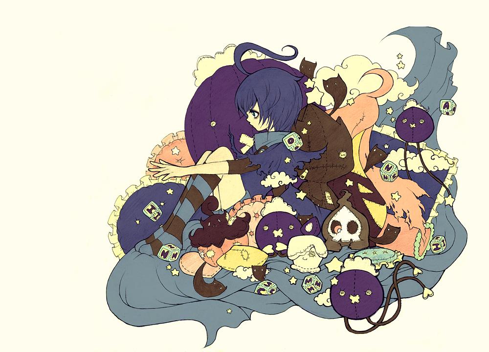 Good Night, Sleep Tight by BlueRoseArkelle