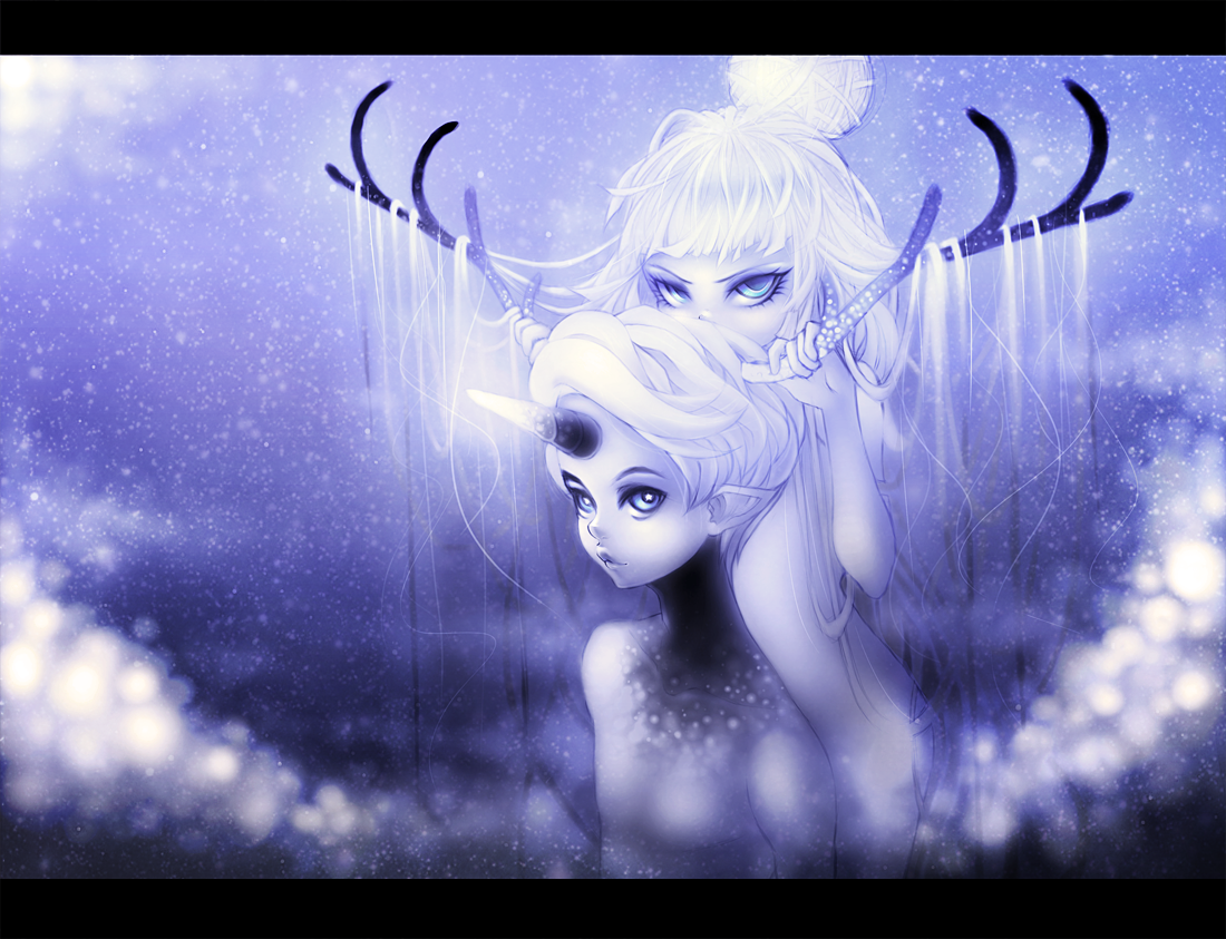 Wish Upon A Star by BlueRoseArkelle
