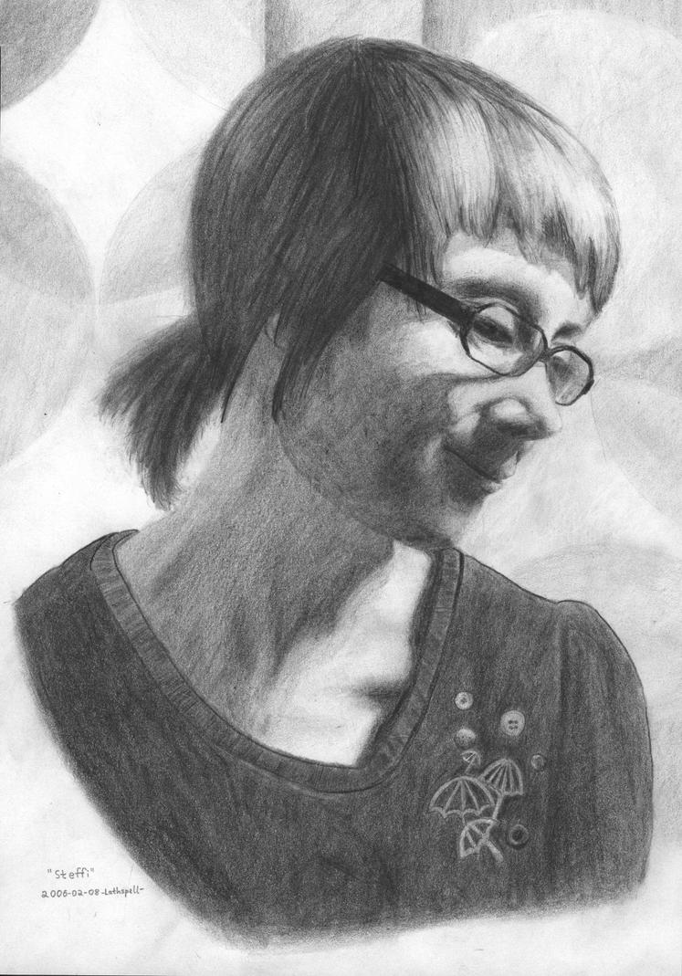 2006-02-09 Steffi by lathspell42