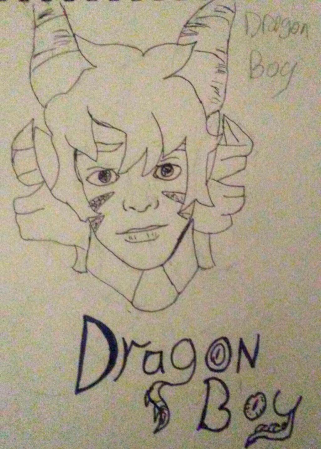 Dragon boyy by HecsabaTH