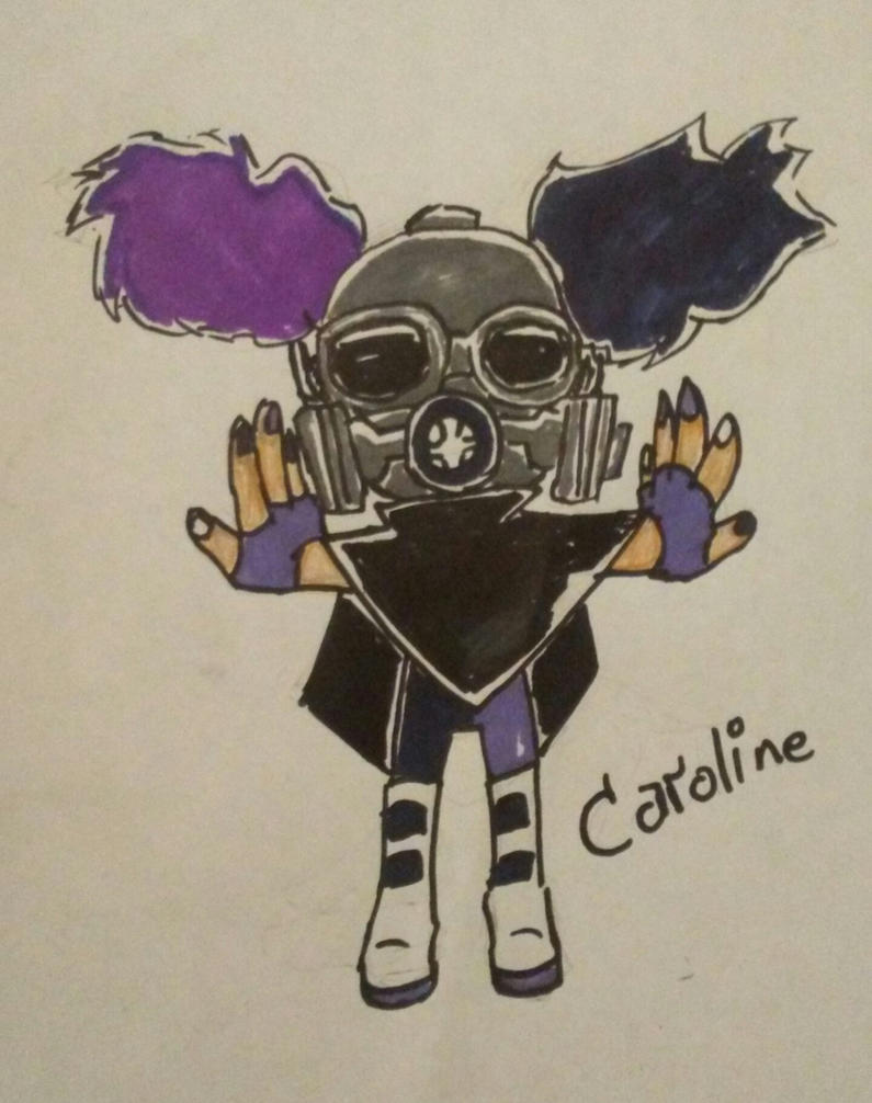 Caroline by HecsabaTH