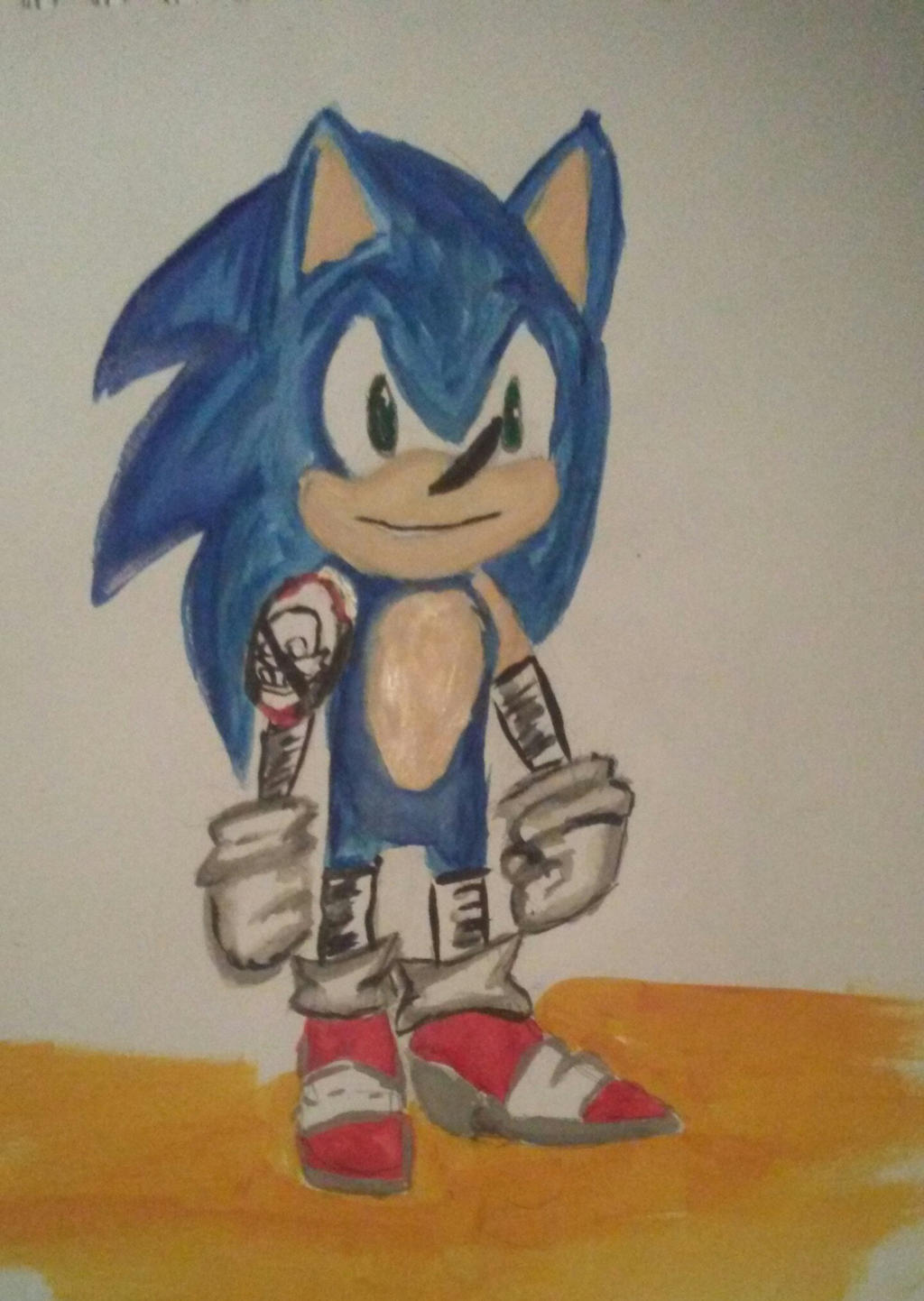 Sonic toxin taste by HecsabaTH